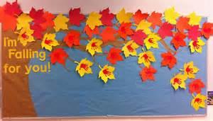 Fall Toddler Bulletin Board Ideas