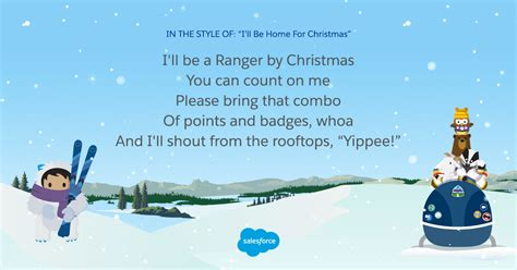 spread holiday cheer with these 6 salesforce carols