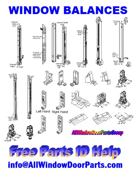 window sash balance parts jambliner carrier track replacement systems truth window hardware