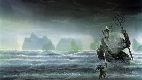 Poseidon Wallpapers Hd For Desktop Backgrounds