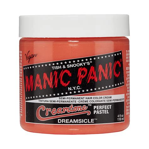 manic panic color manic panic dreamsicle creamtones pastel