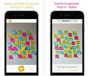 Sticky Note Flip Chart Facilitation Tool Capture Sticky Notes With Post It Plus
