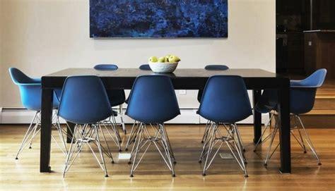 Salle à Manger Bleu Clair : 1001+ Idées Pour Une Déco Maison Couleur Indigo