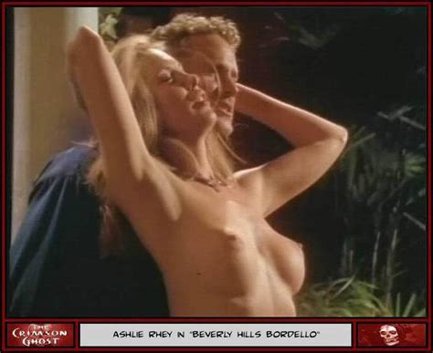 Naked Ashlie Rhey In Beverly Hills Bordello