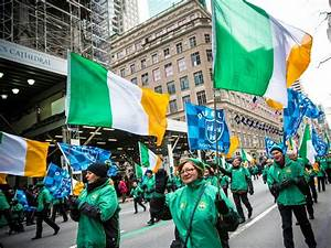 st patty 39 s day parades in new york new york by rail