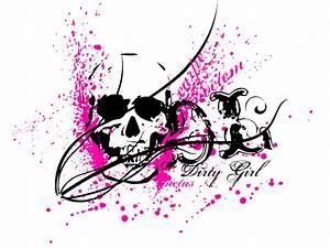 Girly Sugar Skull Design Free Skull Images Free Download Download Free Clip Art