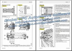Automotive Repair Manuals  Iveco Stralis Repair Manual