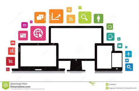 tablette de bureau tablette de bureau smartphone app d 39 ordinateur portable