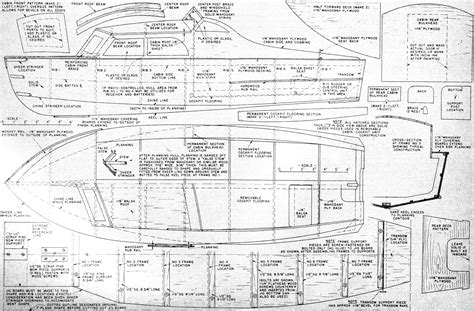 Rc Boats Plans Free by Pt Boat Design Plan Selly Marcel