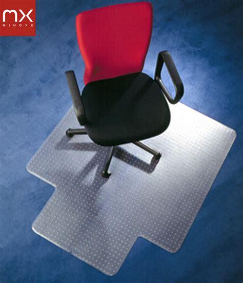 bureau mat chaise de bureau mat tapis de sol protecteur pvc