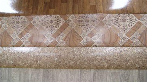 linoleum rolls in showroom of flooring store pan stock footage 8369710