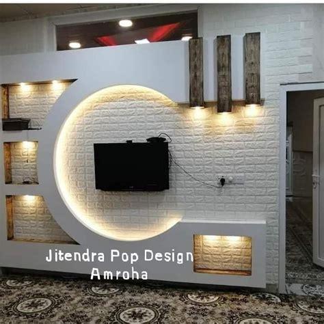 modern pop tv wall designs  pop design photo catalogue