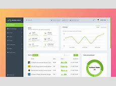 26 Best Free HTML5, Bootstrap Admin Dashboard Templates
