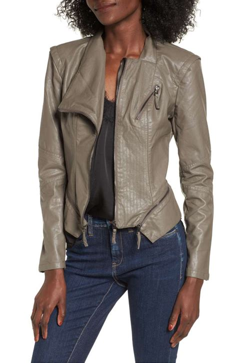 best moto jacket the best faux leather moto jackets on trend for fall 2017
