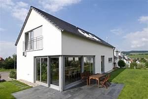 ansicht fassade With französischer balkon mit garten bungalow selber bauen