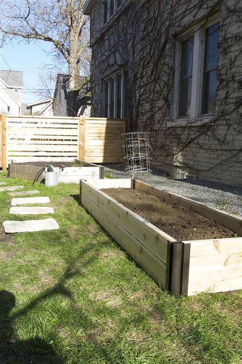 Build A Garden by Gardening Basics Building A Raised Bed Garden Deuce