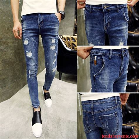 slim l jean slim homme gris pantalon homme slim tendance hiver l