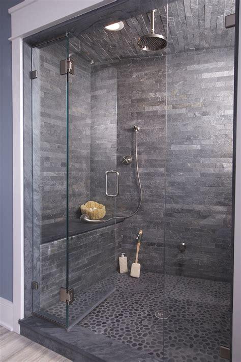 stunning ideas   slate grey bathroom tiles