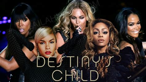 Dc5 Reunion Destinys Child Original Members Beyonce