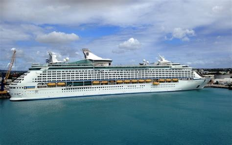 Oklahoma Adventure Of The Seas Cruise Ship Passenger Death Barbados - Cruise Bruise Blog