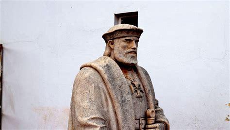 Vasco Da Gama Statue | Afro Tourism