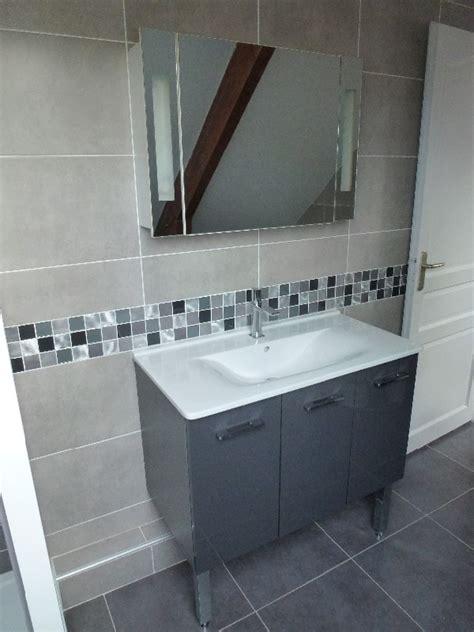 salle de bain sous pente de toit maison design