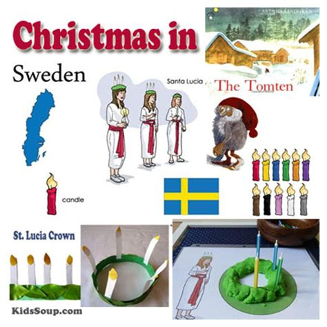 sweden christmas kids crafts in sweden ideas for the classroom kidssoup