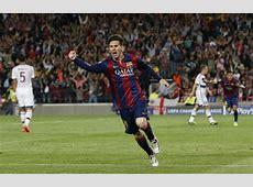 Nominados al Mejor Jugador en Europa de UEFA edición 2015