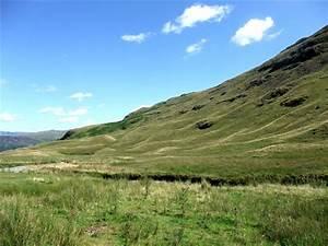 Honnister Pass drumlin field 2