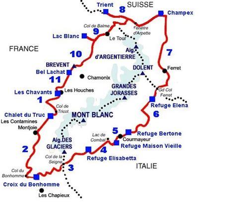 notre tour du mont blanc 2005