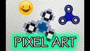 Pixel Art Voiture Facile : pixel art dessiner un hand spinner youtube ~ Maxctalentgroup.com Avis de Voitures