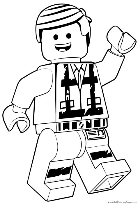 lego     part coloring pages