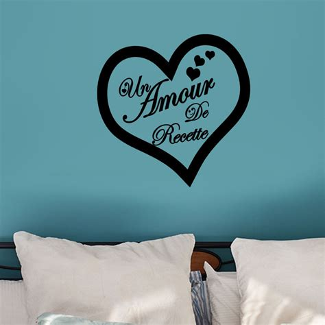 citation cuisine amour sticker citation cuisine un amour de recette stickers