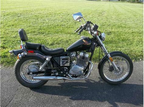 1986 Honda Rebel 250 For Sale On 2040-motos