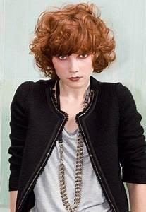 Coupe Courte Bouclée : coiffure boucles coupe courte court boucl ~ Farleysfitness.com Idées de Décoration