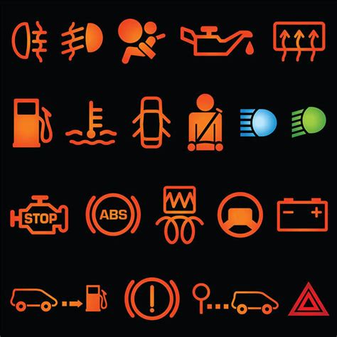 renault scenic 2001 interior dashboard warning lights explained what you need to know
