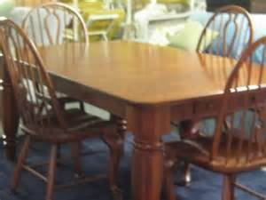 bob timberlake lexington cherry dining room table 4