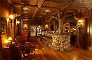 Bar Im Wohnzimmer : bar rustikal wohnzimmer minneapolis von gabberts design studio ~ Indierocktalk.com Haus und Dekorationen