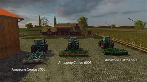 big mods pack  amazone pack  ls farming simulator