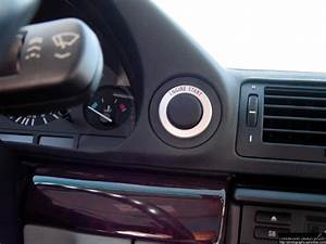 Who Installed Engine Start   Stop Button In E38