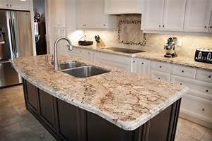 Granite Quartzite Marble Quartz Countertops - Traditional