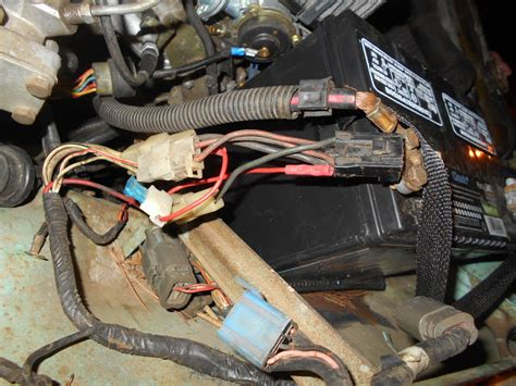 Nissan Truck Wiring Harnes by 83 Datsun 720 Wiring Harness Issues Nissan Forum