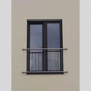 edelstahl fenstergitter franzosischer balkon r line With französischer balkon mit gartenzaun granit edelstahl