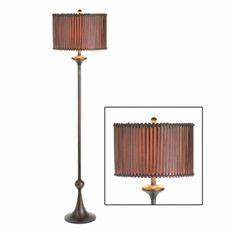 animal instincts on pinterest zebras rattan and canvas With kirklands bamboo floor lamp