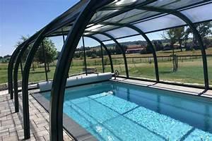 Pool Mit überdachung : kundenbilder 123 pool der spezialist f r gfk ceramic und pp swimmingpools ~ Eleganceandgraceweddings.com Haus und Dekorationen