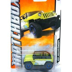 matchbox jeep willys 4x4 matchbox jeep willys concept 4x4 global diecast direct