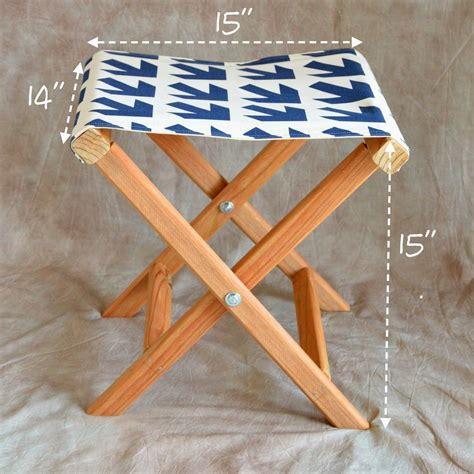 folding camp stool   easy