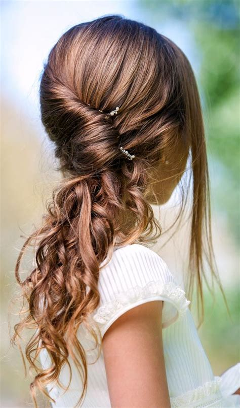Easy Kid Hairstyles by Best 25 Hairstyles For Ideas On