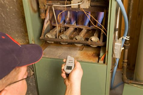 how to light a furnace how to inspect a gas furnace pilot light