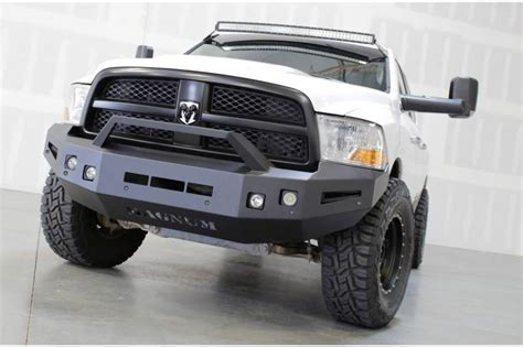 ICI FBM96DGN RT Non Winch Front Bumper with RT Series Bar
